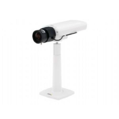 AXIS P1364 Network Camera - Network surveillance camera - color (Day&Night) - 1280 x 960 - 720p - CS-mount - vari-focal - audio - LAN 10/100 - MPEG-4, MJPEG, H.264 - DC 8 - 28 V / PoE