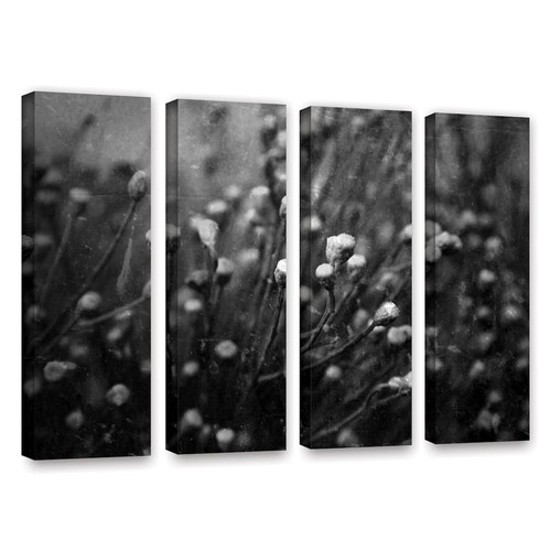 ArtWall Anticipation Of Canvas Wall Art 4-piece Set
