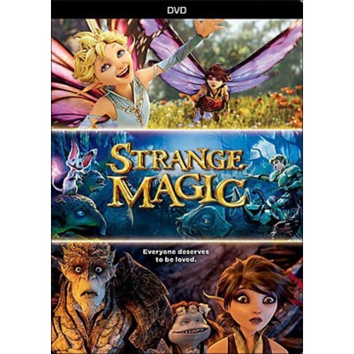 Strange Magic (dvd_video)