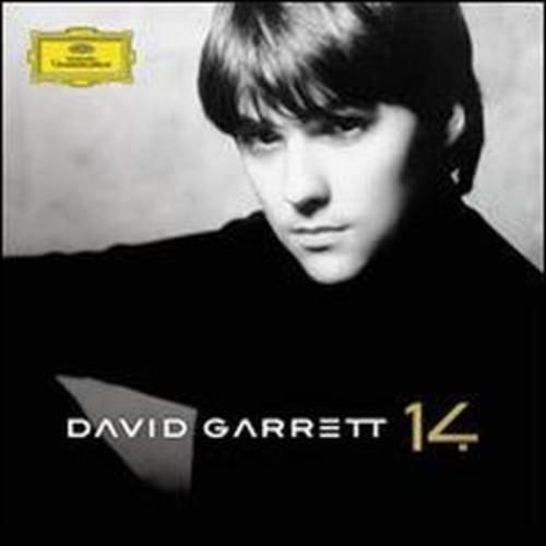 14 By David Garrett (Audio CD)