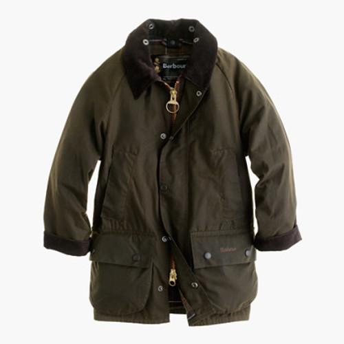 Kids' Barbour Beaufort jacket