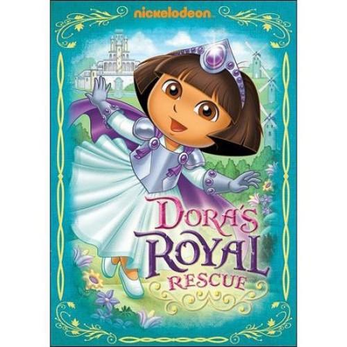 Dora the Explorer: Dora's Royal Rescue [DVD]