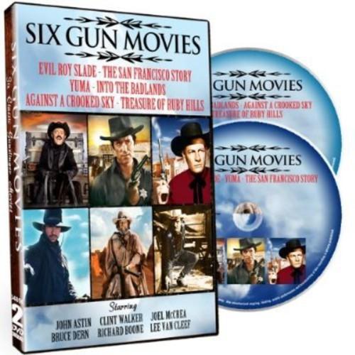 Six Gun Movies (Full Frame)