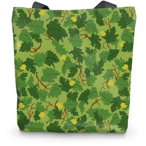 American Leaf Green CAMO Tote Bag