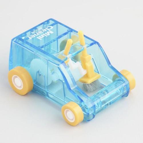 Mini Blue Car Desk Cleaner