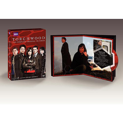 Torchwood: The Complete Original UK Series (Widescreen)