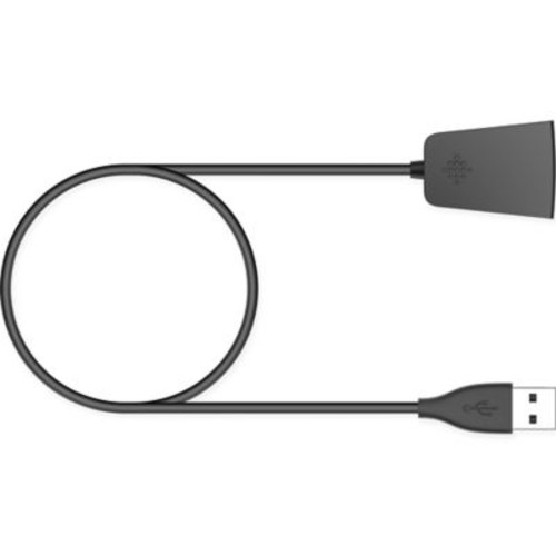 Fitbit Charge 2 Charging Cable in Black
