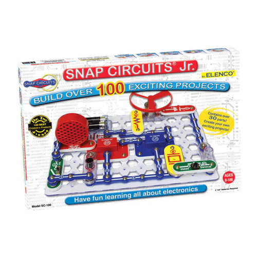 Elenco Electronic Snap Circuits Jr.