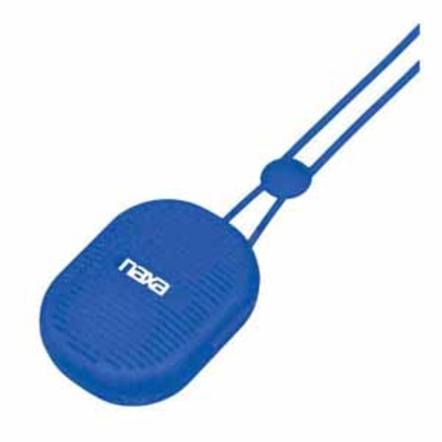 Naxa Neckband Bluetooth Speaker - Blue