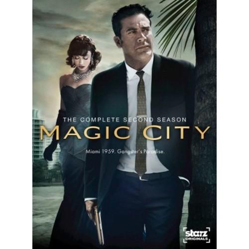 Magic City: The Complete Second Season (3 Discs) (Widescreen)