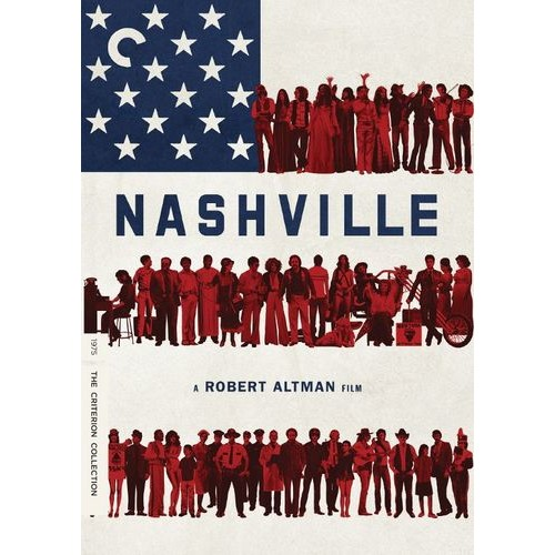 Nashville [Criterion Collection] [2 Discs] [DVD] [1975]