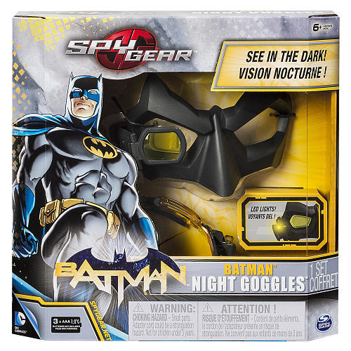DC Comics Spy Gear Batman Night Goggles