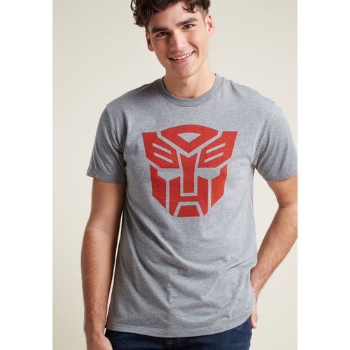 Autobot Aficionado Men's Graphic Tee