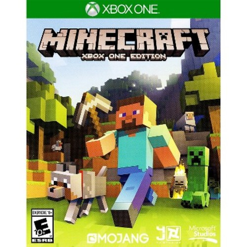 Minecraft PRE-OWNED (Xbox One)