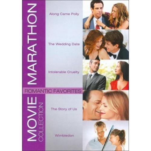 Movie Marathon Collection: Romantic Favorites (3 Discs) (dvd_video)