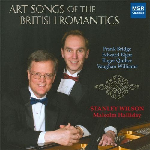 Art Songs of the British Romantics [CD]