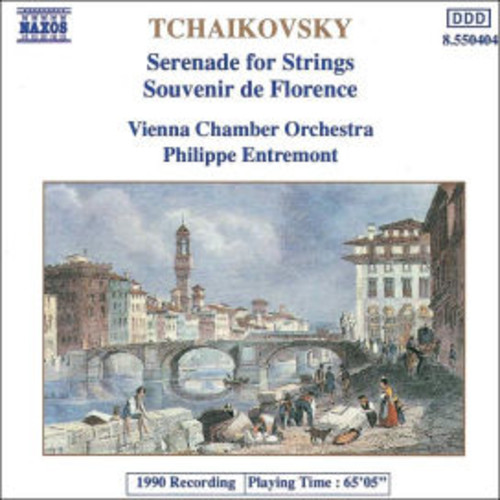 Tchaikovsky: Serenade for Strings