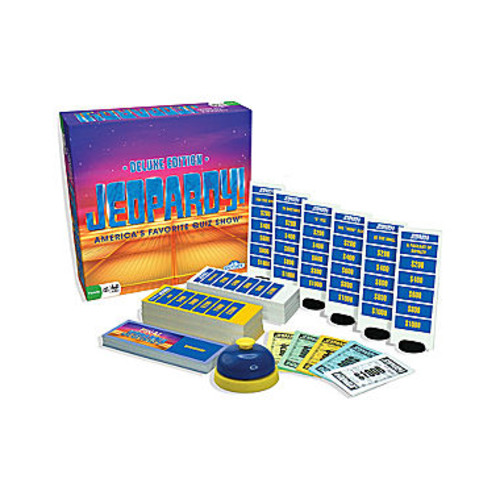 Outset Media Jeopardy! - Deluxe Edition