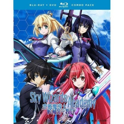 Sky Wizards Academy: Complete Series