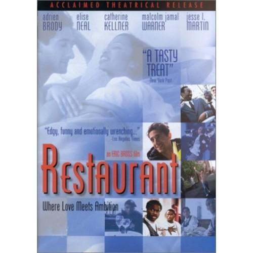 Restaurant: Adrien Brody, Lise Neal, Malcolm Jamal Warner, Jesse I. Martin, Simon Baker, Eric Bross: Movies & TV