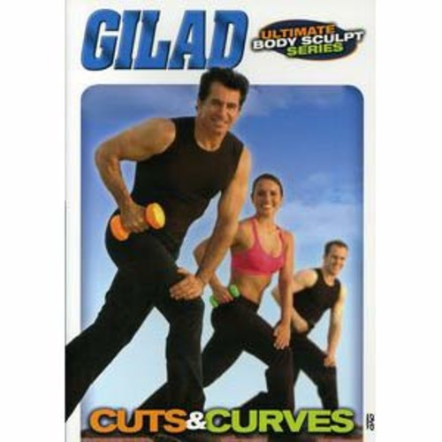 Gilad: Ultimate Body Sculpt Series - Cuts & Curves DD2