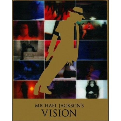 Michael Jackson's Vision [Deluxe Vision] [3 Discs]