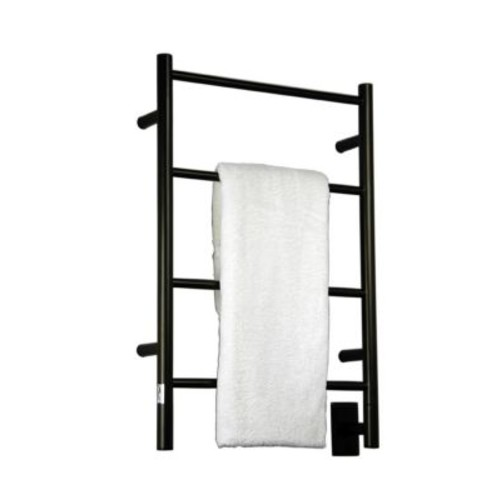 Amba Jeeves Wall Mont Electric I Straight Towel Warmer; Oil Rubbed Bronze