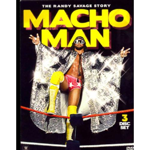 Macho Man: The Randy Savage Story (DVD)
