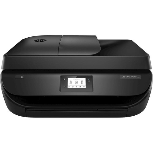 HP - Refurbished OfficeJet 4650 Wireless All-In-One Printer