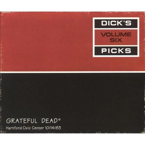 Dick's Picks, Vol. 6: Hartford Civic Center 10/14/83 [LP] - VINYL