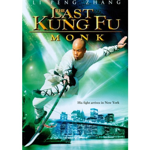 The Last Kung Fu Monk [DVD] [2010]