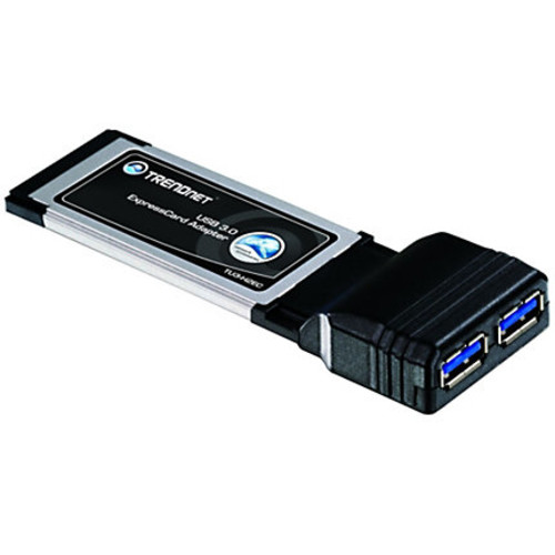 TRENDnet 2-Port USB 3.0 ExpressCard Adapter