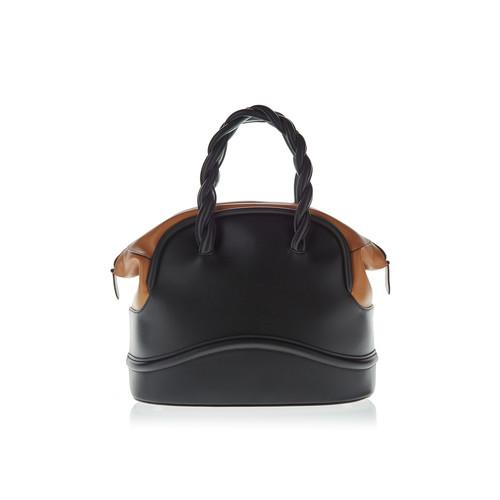 Rope Top Handle Bag