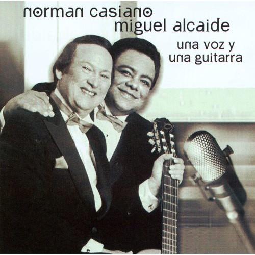 Una Voz Y Una Guitarra [CD]