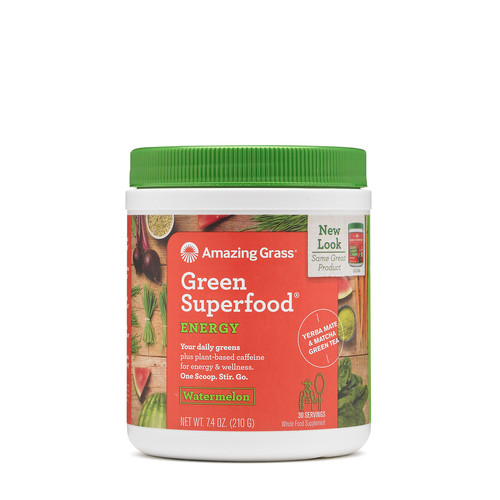 Amazing Grass Green Superfood - Watermelon Energy