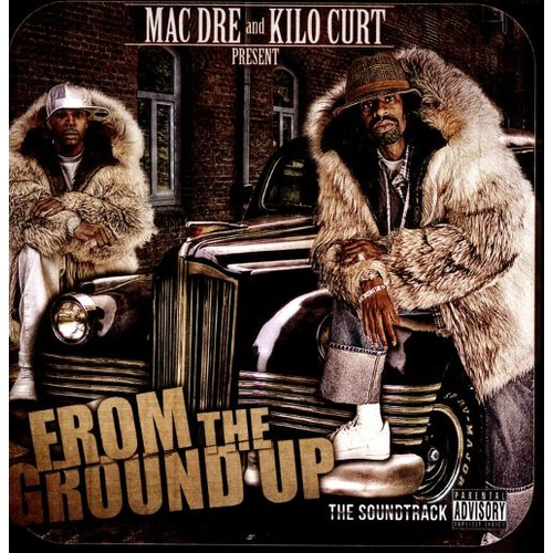 From the Ground Up: The Soundtrack [CD] [PA]