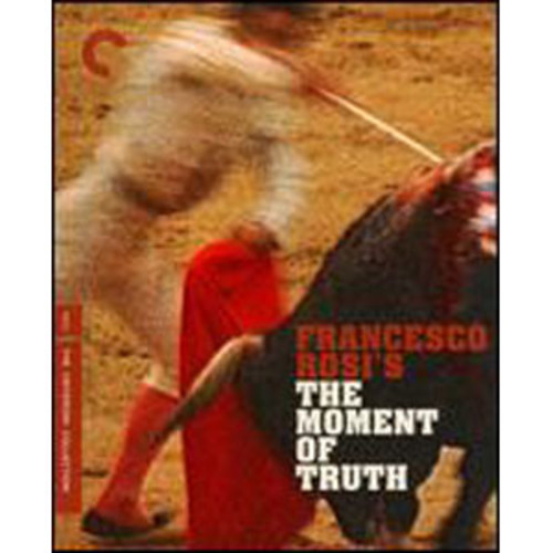 The Moment of Truth [Criterion Collection] [Blu-ray]