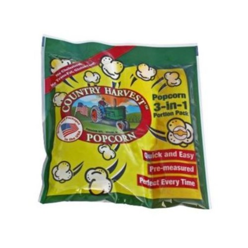 Paragon Country Harvest 8 oz. Popcorn Starter Pack (PRGI165)