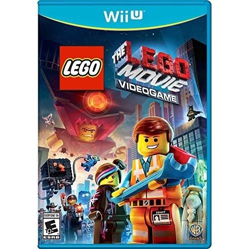 The LEGO Movie Videogame - Wii U [Nintendo Wii U]