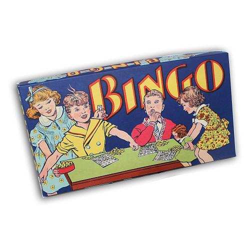 Perisphere & Trylon Bingo Card Game