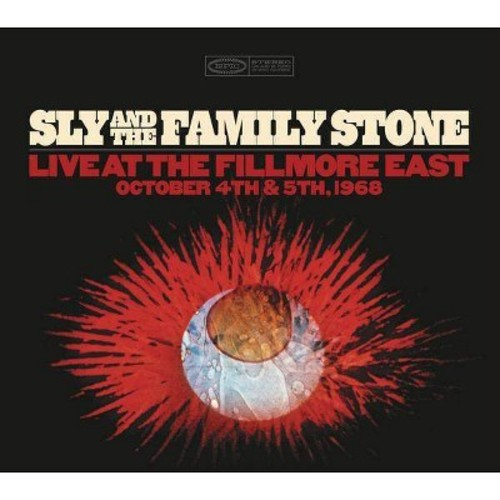 Live at the Fillmore East: October 4th & 5th, 1968 [CD]
