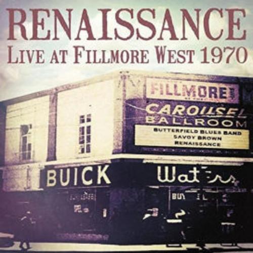 Live Fillmore West 1970