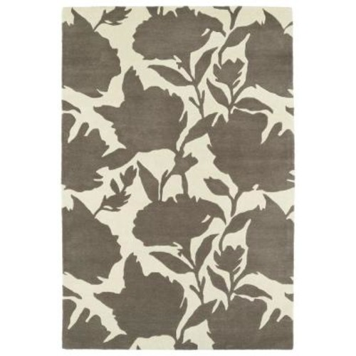 Kaleen Melange Grey 5 ft. x 7 ft. 9 in. Area Rug