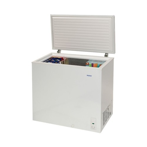 Haier - 7.1 Cu. Ft. Chest Freezer - White
