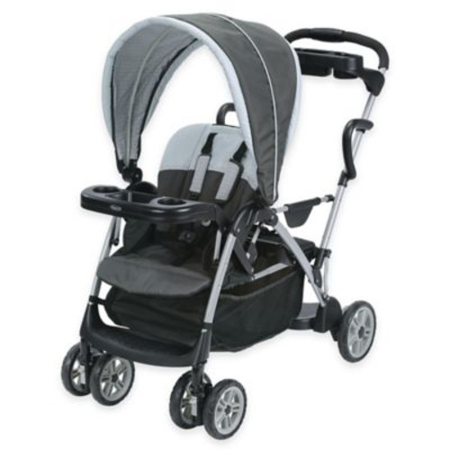 Graco RoomFor2 Classic Connect & Click Connect Stroller in Glacier