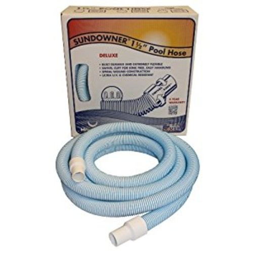 Haviland NA205 1-1/2-Inch Vacuum Hose for In-Ground Swimming Pools, 30-Feet [30-Feet]