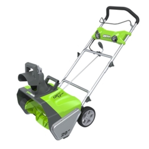 Greenworks 13-Amp Corded Electric Snow Blower