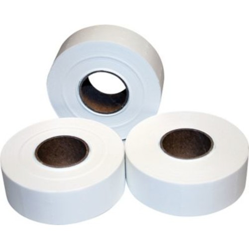 Avery Dennison Monarch Brand Labels, 2-Line, White, 3 Rolls/Pack