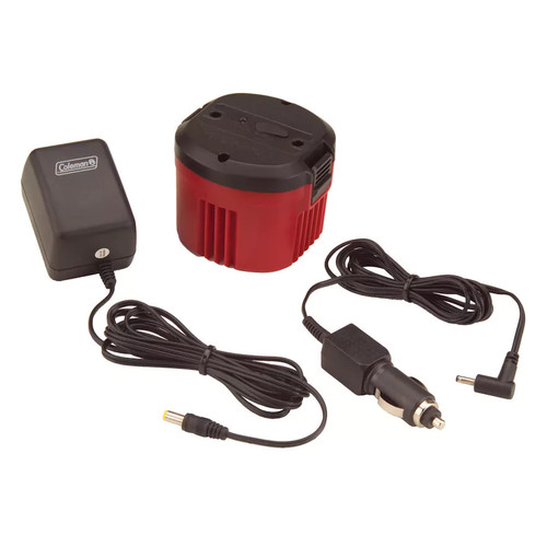 Coleman 6V Rechargeable Power Cartridge