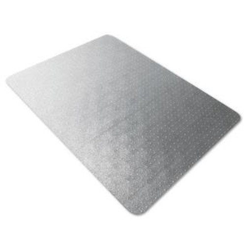Floortex 118923ER Cleartex Ultimat Polycarbonate Chair Mat for Carpet, 35 x 47, Clear